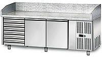 Стол холодильный GGMgastro объём 294 л, фото 1