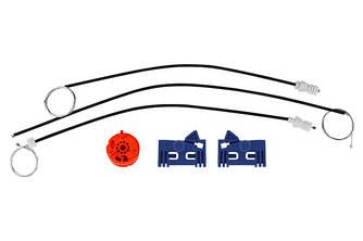 Ремкомплект механизма стеклоподъемника передней правой двери Renault Laguna 2 2000-2007 8200485195