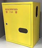 Газовый ящик для регулятора и счётчика газа 440х360х200