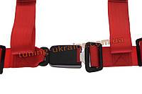 Ремень безопасности 3-х точечный RED