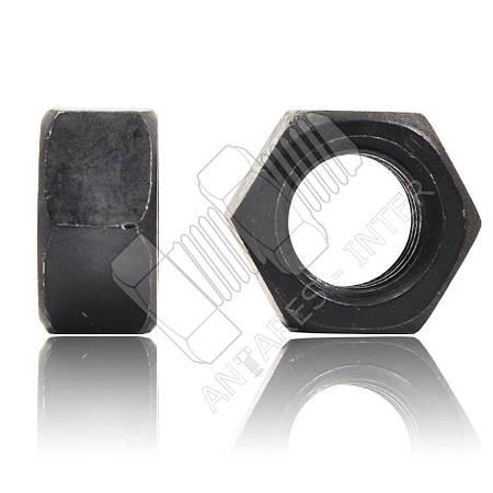 Гайка М12 шестигранная 6.0 ГОСТ 5915-70 DIN 934