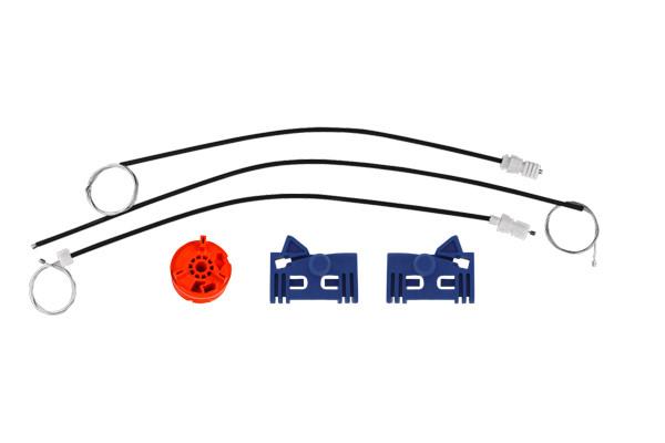 Ремкомплект механизма стеклоподъемника передней правой двери Renault Vel satis 2002-2009