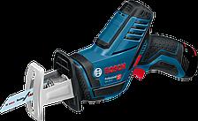 Аккумуляторная сабельная пила Bosch GSA 12V-14 Professional (1,3 А/ч, 3000 ход/мин)