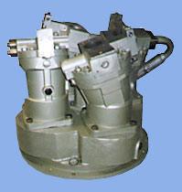 Универсальный насосный агрегат УНА-16 (аналог A8V140, ЭО-5225)