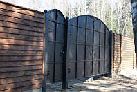 Ворота эксклюзивные под заказ
