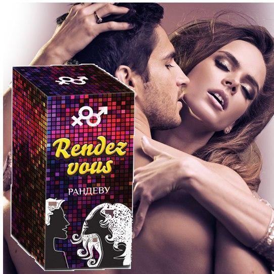 Rendez vous - Женский возбудитель с быстрым эффектом (Рандеву), 30 мл