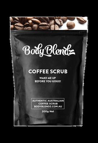 Body Blendz - кофейный скраб для тела от целлюлита и растяжек (Боди Блендз), фото 2