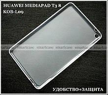 Силіконовий чохол для Huawei Mediapad T3 8 KOB-L09 протиударний