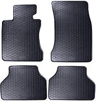 Коврики в салон BMW 5 E60 (03–10) (4шт.)
