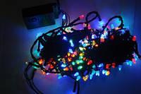 Гирлянда LED 200 Конус разноцветная ( гирлянда на елку )