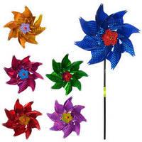 Ветрячок M 1750, микс цветов, 36,5-14-5см