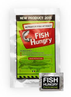 Активатор клёва Fish Hungry - приманка Фиш Хангри, фото 2