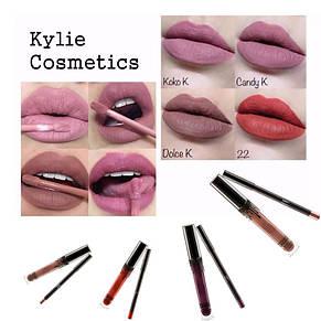 Помада Тинт для губ Kylie Koko Long Lasting Lip Color, фото 2
