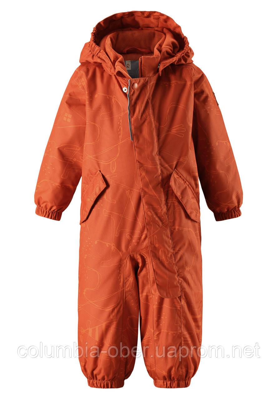 Зимний комбинезон для мальчика ReimaTEC 510265-28511. Размер 80.