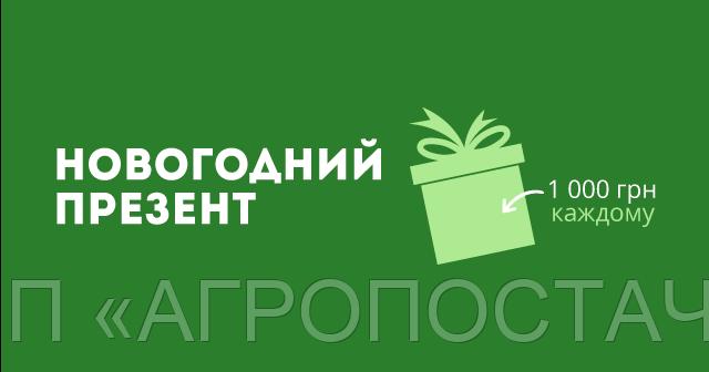 Акция — «Новогодний Презент»