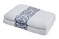 Полотенце банное белое