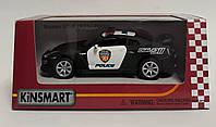 Машина Автомодель металлическая 1:32 Nissan GT-R R35 Police KT5340WP Kinsmart Китай