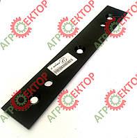 Нож поршня неподвижный на пресс-подборщик Sipma Z-224 2024-050-122.01, фото 1