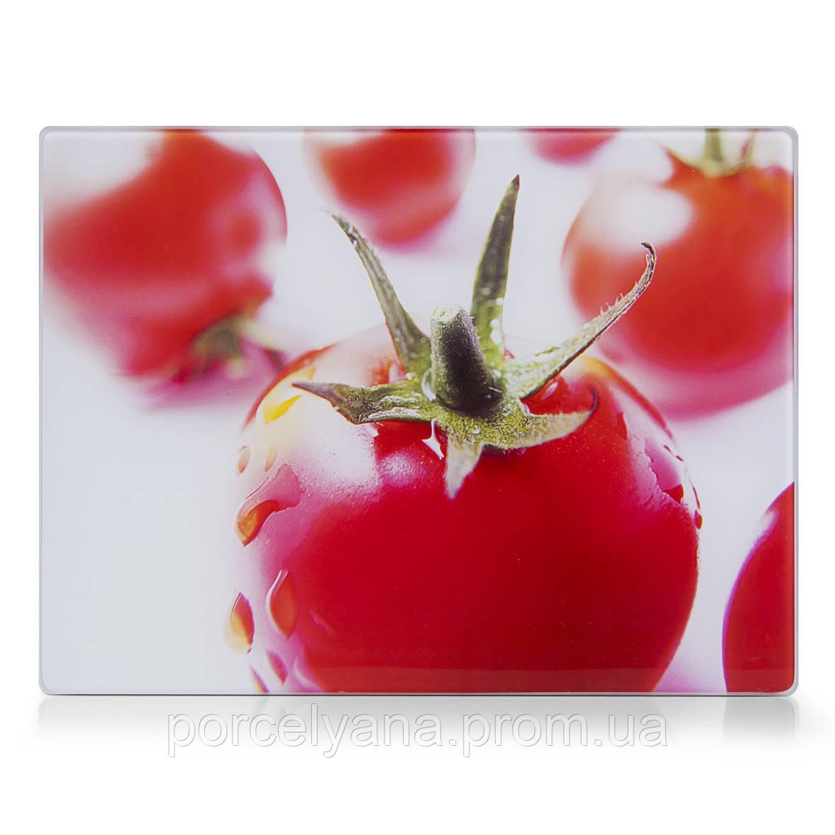 """Доска разделочная """"томаты"""" 40х30 см Zeller 26265"""