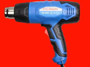 Строительный фен Baumaster HG-2000