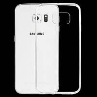 Чехол силиконовый прозрачный для Samsung Note 6, 0.5mm