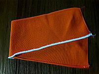 Воротник М (ярко - оранжевый) (арт. 3000) брак