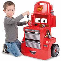 Детская мастерская грузовик Smoby Mack Disney Cars 360208