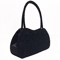 Жіноча сумка чорна mandarini