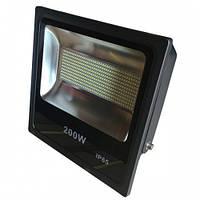 Светодиодный прожектор 200W 24000ЛМ 5000/6500К Optima for Led-story