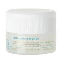 Korres Миндальный интенсивно увлажняющий и питательный крем для сухой / очень сухой кожи