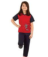 Пижама для девочки Лето р.7-8,9-10,11-12,13-14 лет