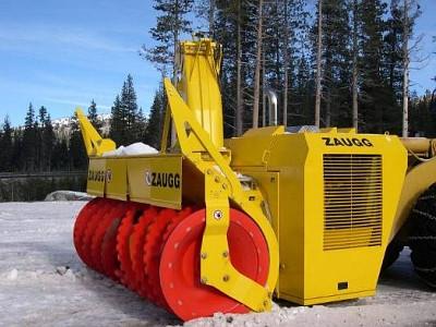 Снегоочиститель ZAUGG Mobl 570