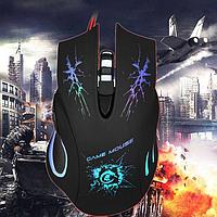 Игровая мышка с подсветкой Хамелион