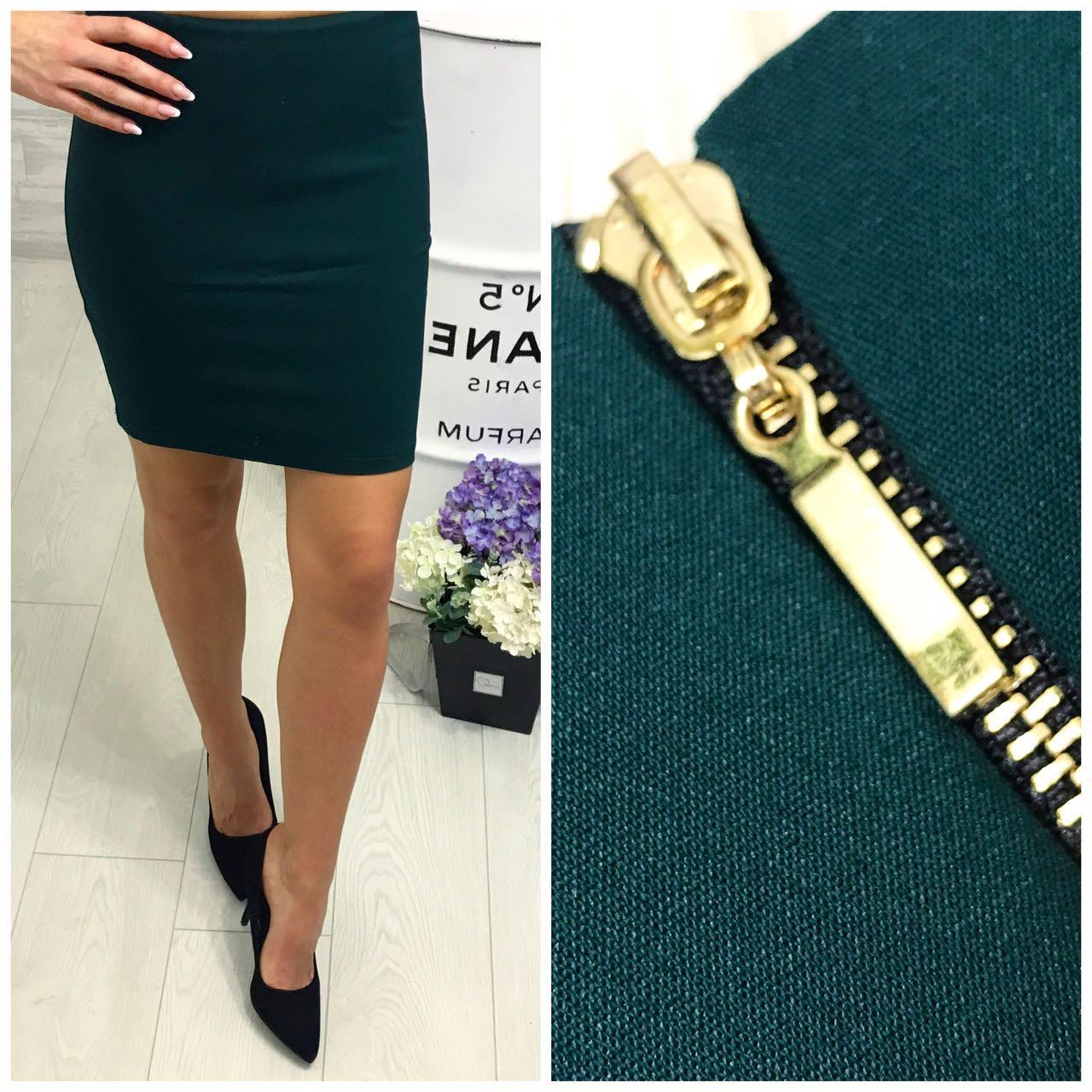 66443fc3535 Юбка карандаш мини - Immagine - стильная женская одежда из Турции в Одессе