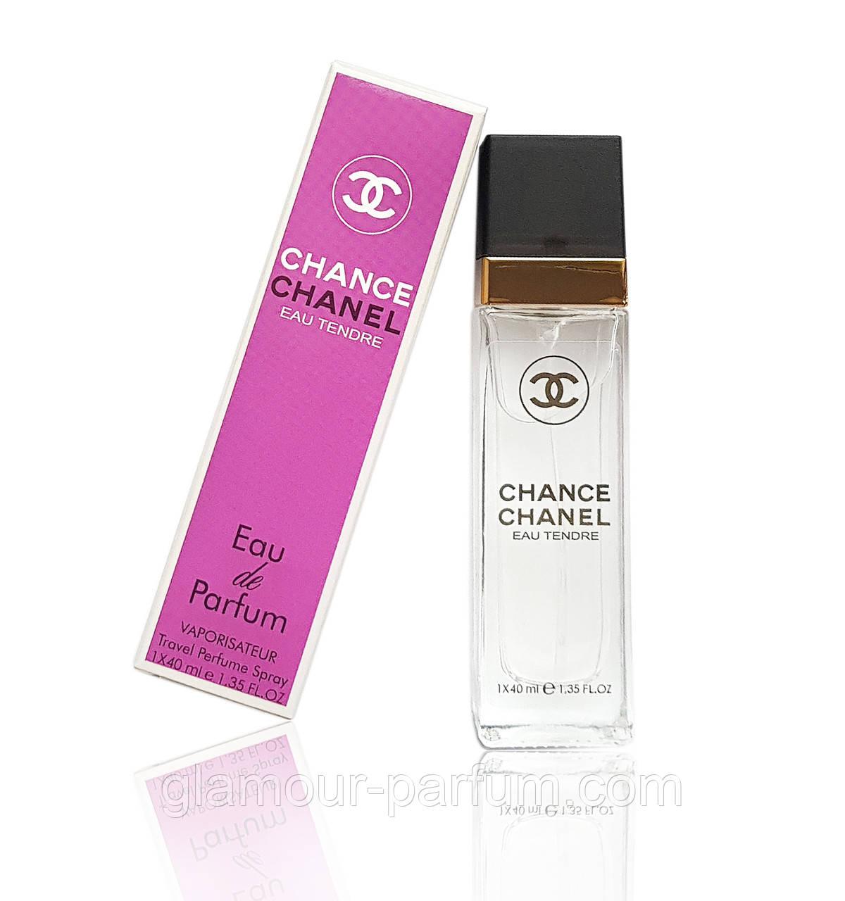 Chanel Chance Eau Tendre (Шанель Шанс Еу Тендр) 40 мл. (реплика) ОПТ
