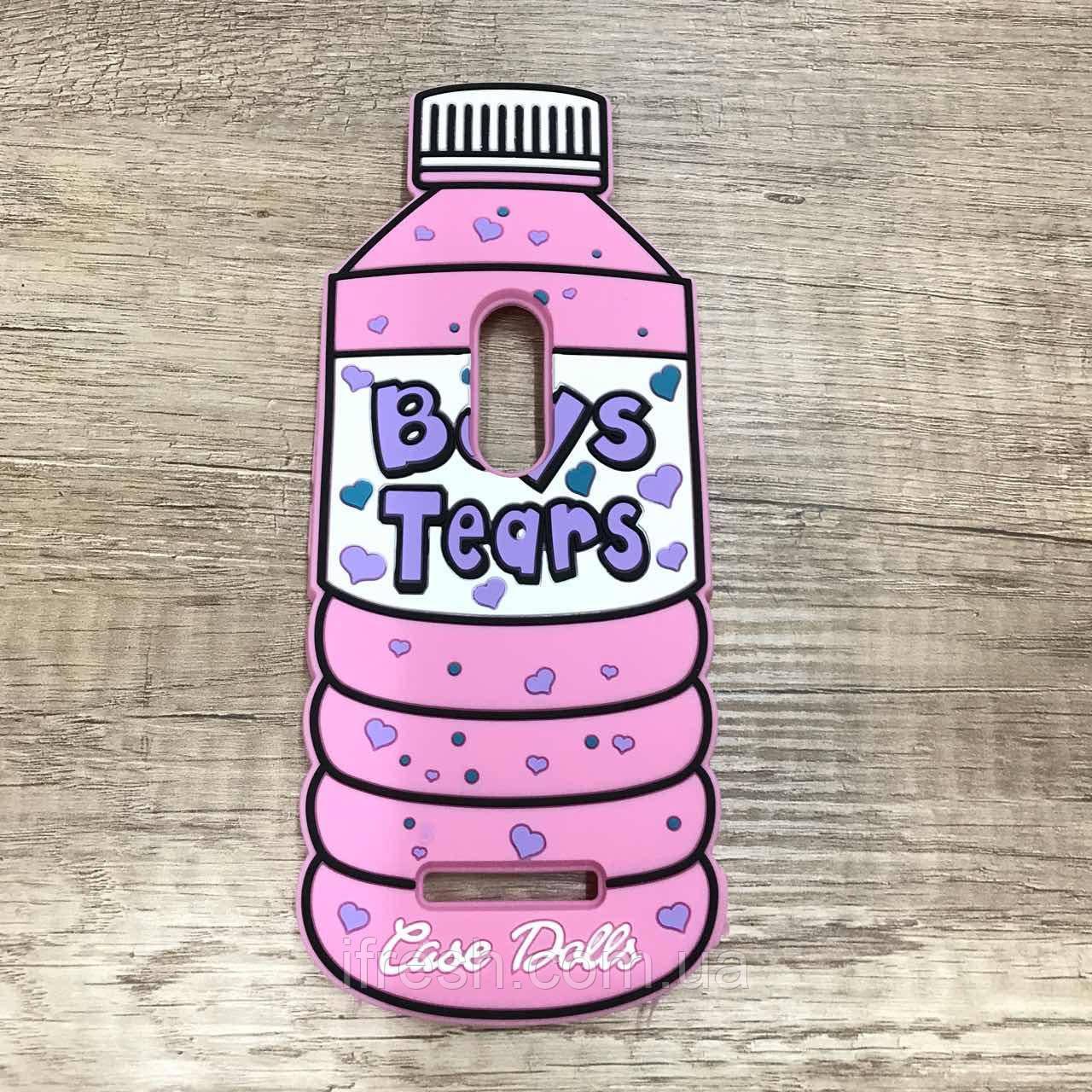 Чехол BOYS TEARS для Xiaomi Redmi Note 4, бутылочка Слезы парней