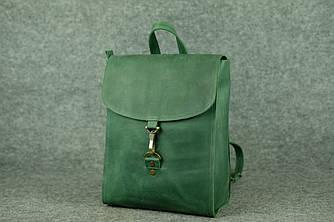 Женский рюкзачок «Венеция» XL  11921  Зеленый