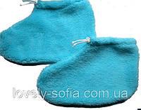 Носочки для парафинотерапии махра