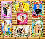 Фото на магнитах - оригинальные Подарки, Призы, Сувениры, фото 4