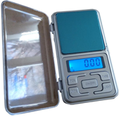 Весы карманные Центровес MH-100 до 100 г, фото 2