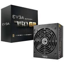"Блок питания EVGA SuperNOVA GOLD 750W G2 (220-G2-0750-X2) ""Over-Stock"""