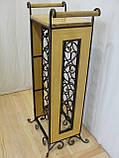 Сервировочный стол-стеллаж для вина (арт. PVKС-102-2), фото 8