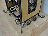 Сервировочный стол-стеллаж для вина (арт. PVKС-102-2), фото 9