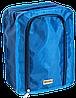 Дорожный комплект органайзеров Premium (синий), фото 3