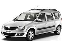 Поперечины на рейлинги Dacia Logan MCV