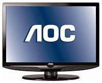 """22 """"Широкоэкранный Телевизор AOC L22W981 бу"""
