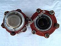 Ступица колеса прицепа. 2ПТС-4, УДА (6 шпилек)