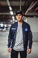 Куртка мужская Feel&Fly NASA NAVY, фото 1