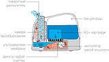 Ультразвуковой увлажнитель воздуха Boneco 7136, фото 4