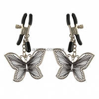 Зажимы на соски Butterfly Nipple Clamps